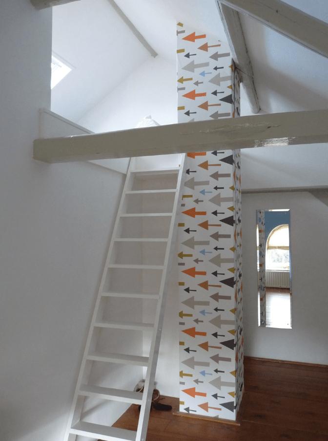 Behang jongenskamer bankstellen 2017 - Blauwe en grijze jongens kamer ...