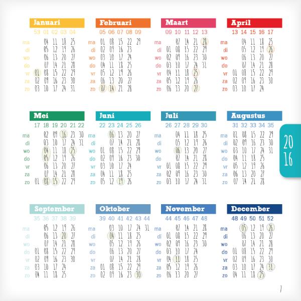 Nibud agenda 2016